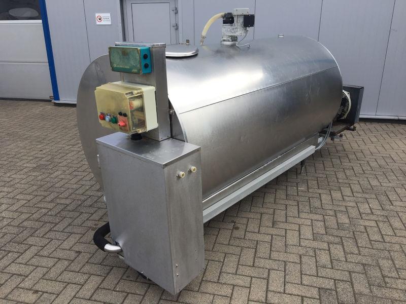 Alfa Laval CH 1650 Liter Milchtank