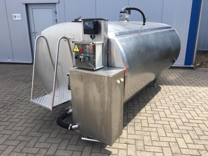 Alfa Laval HCA-N 3000 Liter Milchtank