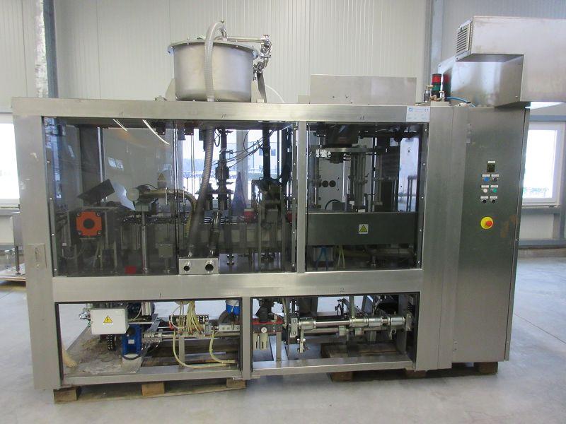 GaldiRG21-2000 Tetrapack Abfuellmaschine