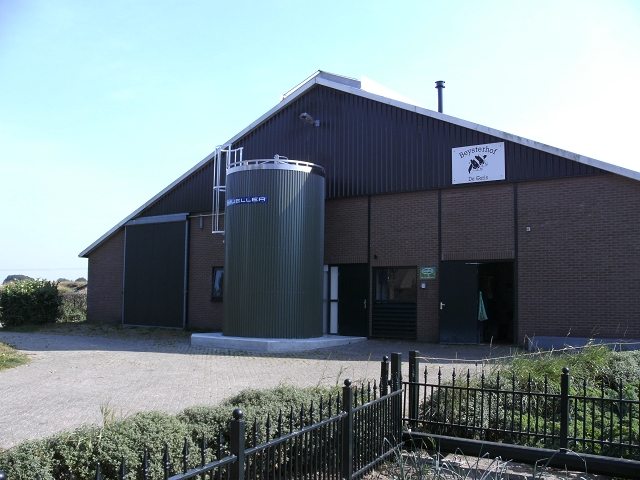 Silo milk tank / milk tanks for sale.
