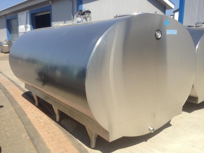 mueller milchtank o-2000 8000 liter ohne reinigung